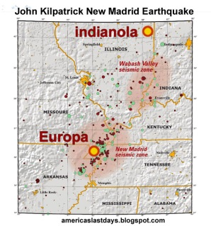 New Madrid Fault Line Prophecy